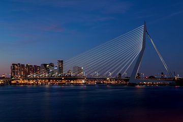 Erasmusbrug Rotterdam von Irene van der Sloot