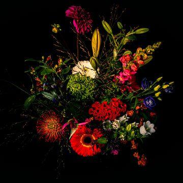 Alte Blumen von Hermen Buurman