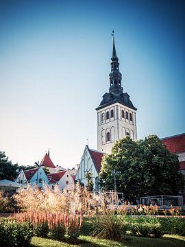 Tallinn - Nikolaikirche von Alexander Voss