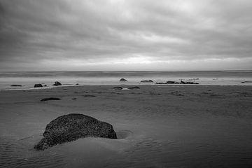 Zeezicht 2 von Koo de Strandjutter