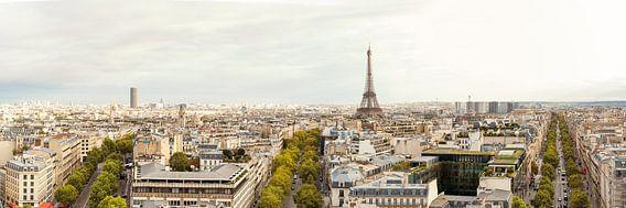 Paris Skyline van davis davis