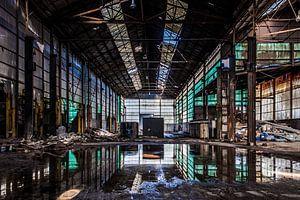 Aluminiumfabriek van