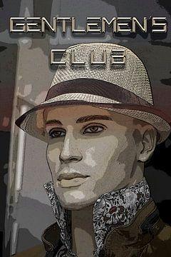 gentlemens club van Yke de Vos
