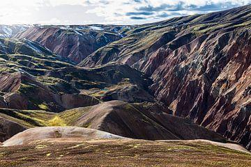 kleurrijk IJsland van Thomas Heitz