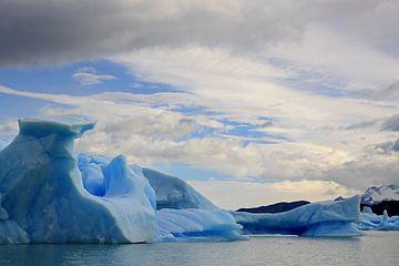 ijsbergen in het Los Glaciares N.P. sur Antwan Janssen