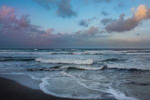 Caribische Zee na de storm, Costa Rica van