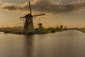 windmolen van Nicole Wiggerman