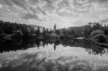 Bohinj-See, Slowenien von Isai Meekers