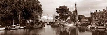 Hoorn Haven Hoofdtoren sur Hans Albers