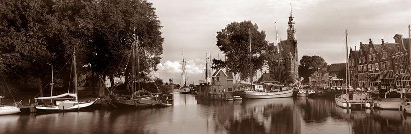 Hoorn Haven Hoofdtoren van Hans Albers
