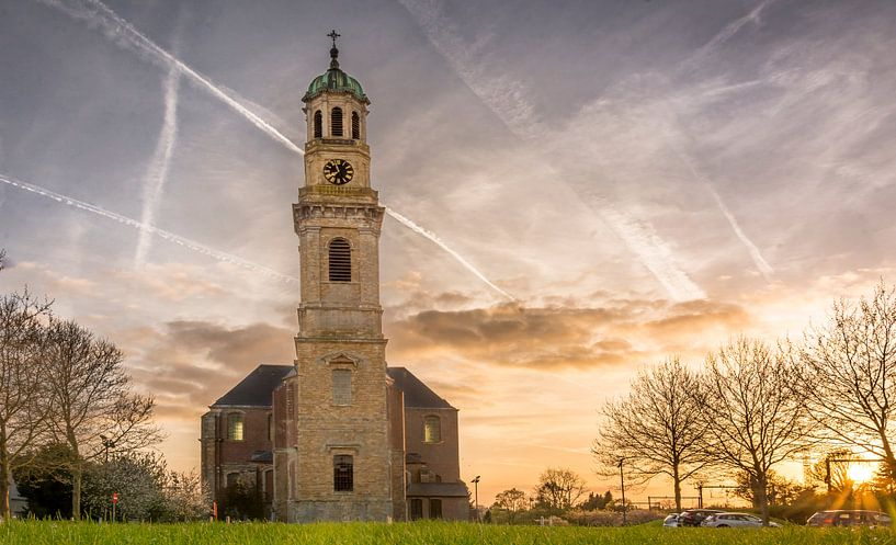 Kerk Ninove van Niels Hemmeryckx
