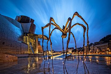Maman | Guggenheim | Bilbao sur Rob de Voogd / zzapback