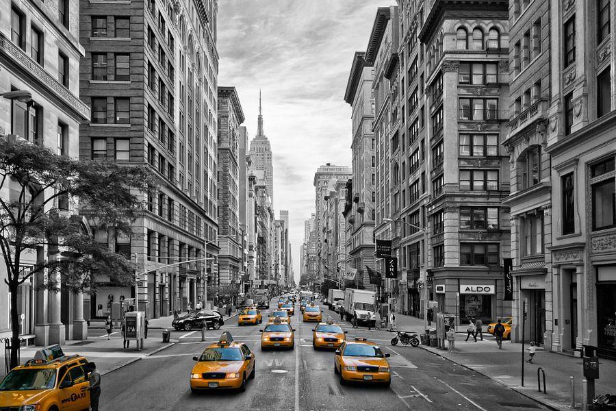 5th Avenue NYC Traffic