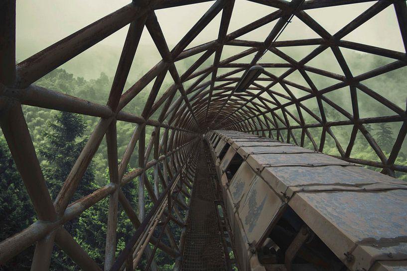 Bridge beyond van Michelle Casteren
