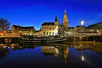 Haven Breda sur Andre Bolle