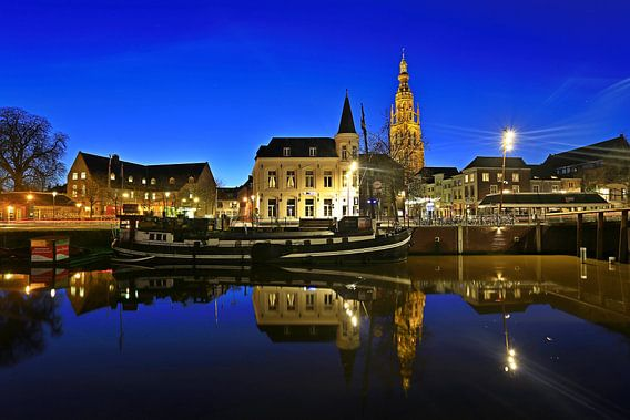 Haven Breda van Andre Bolte