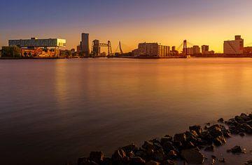 Rotterdam 3 bruggen sur Dennis Donders