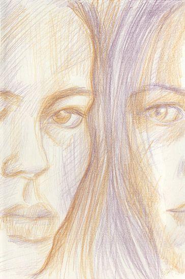Dubbel van Eva van den Hamsvoort