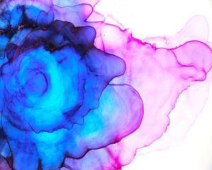 Blue Nebula 2 / Blauwe Nevel 2 /Blauer Nebel 2