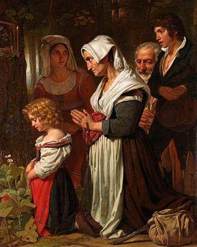 Frömmigkeit, Cornelis Kruseman