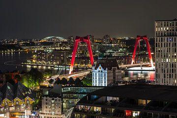 De iconen van Rotterdam van MS Fotografie | Marc van der Stelt