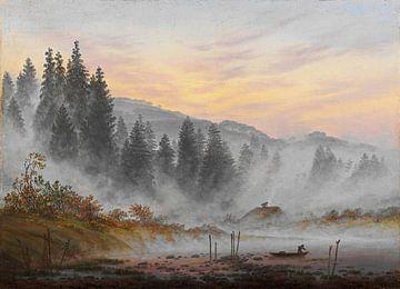 Caspar David Friedrich - Tageszeitenzyklus, Der Morgen