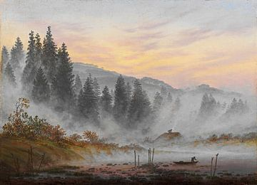 Caspar David Friedrich - Daytime Cycle, The Morning