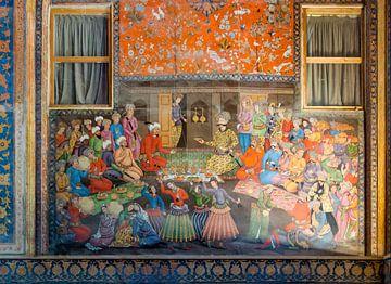 Iran: Natural History Museum (Isfahan) van Maarten Verhees
