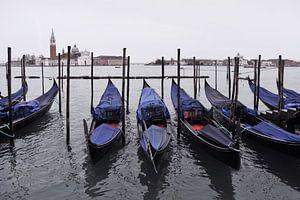 Venetie in de winter van