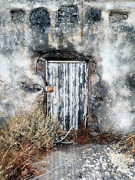 Ancienne porte sur Annemie Hiele