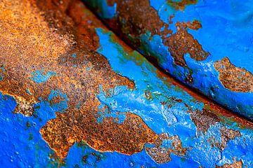 Rost in kobaltblau von Alice Berkien-van Mil