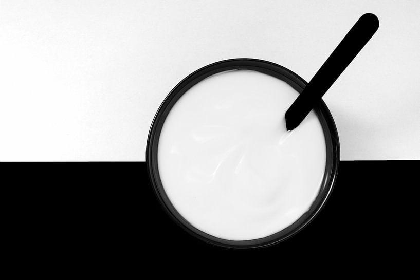 Drieluik ontbijtje: bakje yoghurt (3 van 3) van Alice Boerrigter