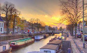Groningen, Lopende Diep van Tony Unitly