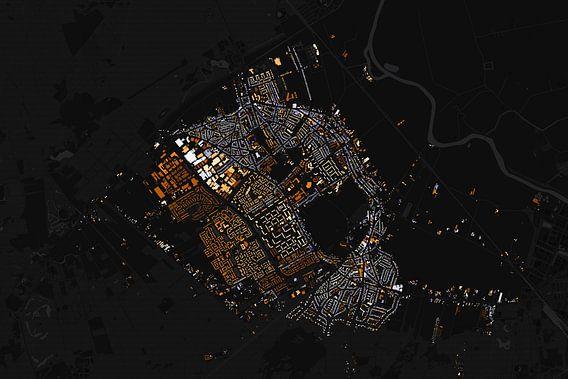 Kaart van Soest