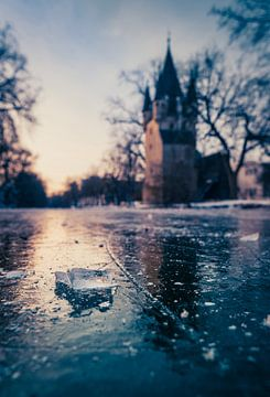 Eiskalte Morgenstimmung von Alexander Dorn