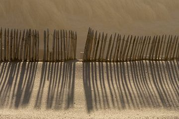 Linienspiel mit Schatten