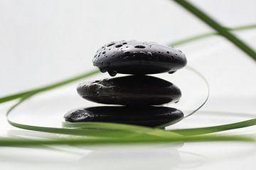 Steine der Entspannung von