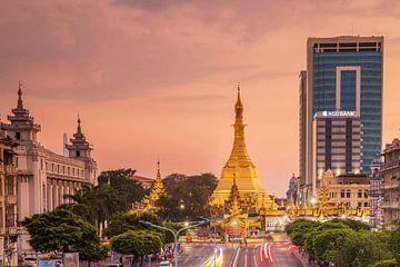 Yangon van Antwan Janssen