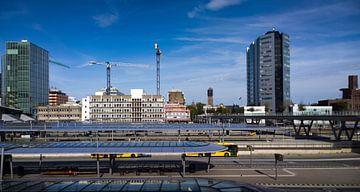 Utrecht  Railway Station sur Ronald Scherpenisse
