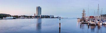 Travemünde Passat-Hafen von Ursula Reins