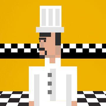 Le Chef de Cuisine von Marja van den Hurk