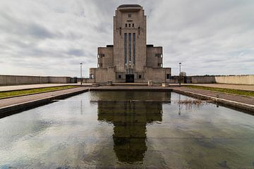 Die Kathedrale von Radio Kootwijk von Meindert Marinus