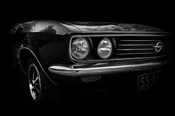 Opel Manta  1900 GT/E 1974 van Bart van Dam