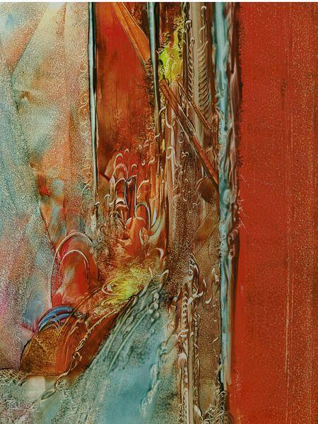 Luscious wax von Liesbeth Vaes