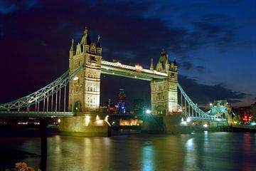 Tower van Londen van Marcel Römer