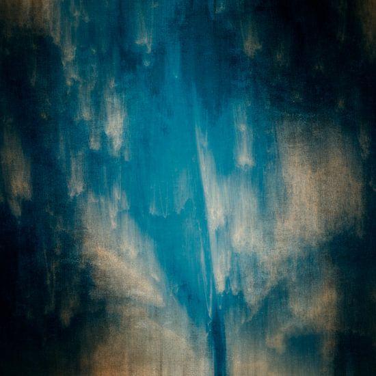 Abstractie van Cor Ritmeester