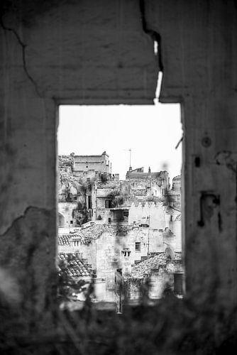 Doorkijkje | Matera, Italië | Reisfotografie fine art