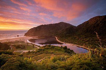 Kahurangi Nationaal Park van Antwan Janssen