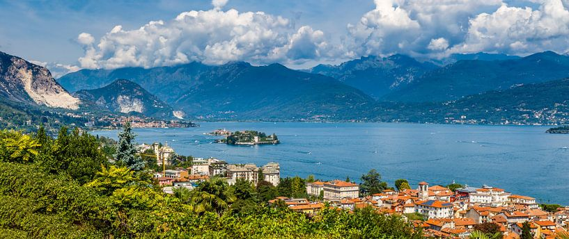 Lago Maggiore en Stresa van Jaap Terpstra