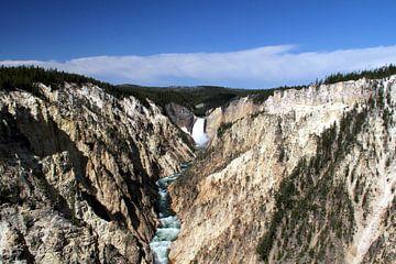 Lower Calf Creek Falls sur Renate Knapp